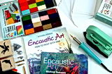 Encaustic Art Products