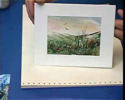Aperture Cards : mount your artwork for greetings cards - an ...